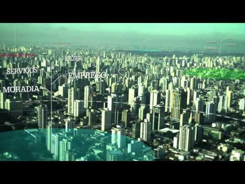 Vídeo SP2040 a cidade que queremos