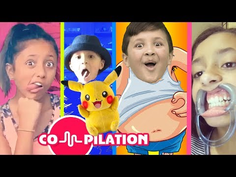 Videos musicales - MUSICAL.LY COMPILATION VIDEOS! FUNnel Vision Skits & Songs w/ Mike & Lex (Funny & Cute Short Videos)