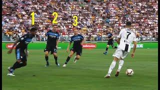 Video Cristiano Ronaldo Dribbling That Will Shock Messi Fans 💥 MP3, 3GP, MP4, WEBM, AVI, FLV September 2018