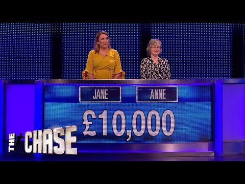 The Chase | The Vixen and Bradley's Team Go For £10,000 In The Final Chase | Highlights September 10