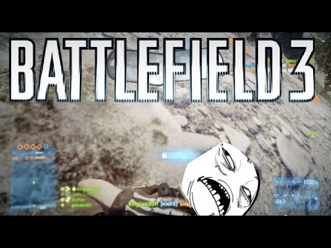 Battlefield 3 Trolling dem Noobs 3