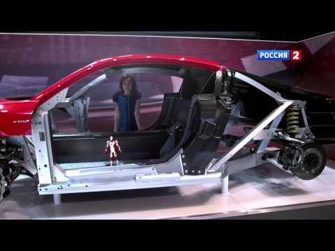 Специальный репортаж: Audi TRON // АвтоВести 108