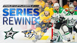 SERIES REWIND: Stars finish off Preds in six games by NHL