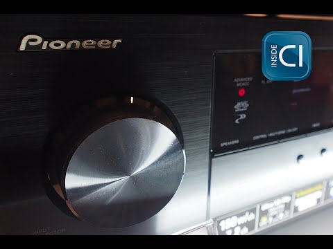 Amazing New Pioneer Dolby Atmos SC-LX58 AV Receiver