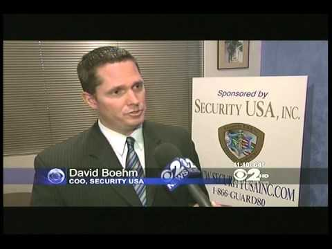 David Boehm, COO Security USA, Inc on security check point changes for persons visiting the Statue of Liberty