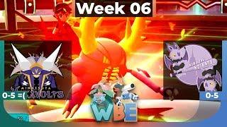 THE BATTLE OF THE BEST! Minnesota Vikavolts vs New York Noibats! WBE Week 6 - Pokemon LGPE by aDrive