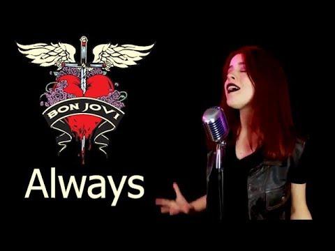 "Bon Jovi  ""Always"" Cover by Andrei Cerbu"