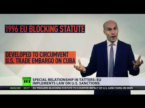 Business is business: EU is firing back at the US (видео)