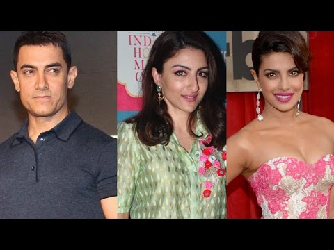 Soha Ali Khan Spills The Beans On Aamir Khan And P