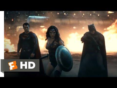 Batman v Superman: Dawn of Justice (2016) - The Trinity Scene (9/10) | Movieclips