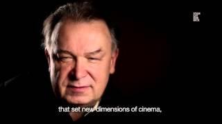 O Stanleyu Kubricku opowiada Lech Majewski