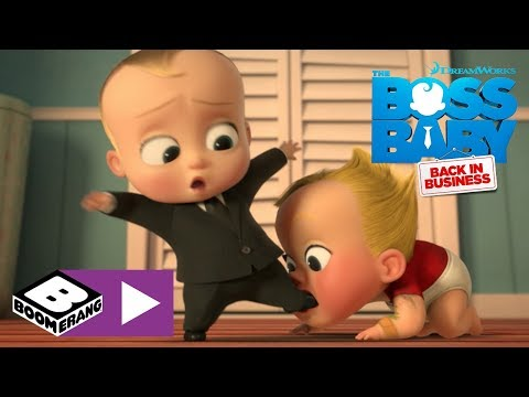 The Boss Baby: Back In Business | Baby Trouble | Boomerang UK 🇬🇧
