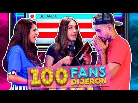 100 Fans Dijeron Ep. 17 | Secundaria VS Prepa