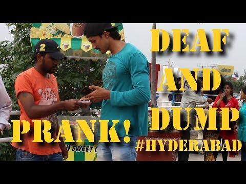 Video Deaf and Dump Prank in hyderabad || The comic brothers download in MP3, 3GP, MP4, WEBM, AVI, FLV January 2017