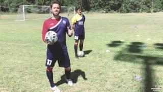 Sei un giovane calciatore? Vuoi migliorare le tue abilità calcistiche? Vuoi vedere gli esercizi che fanno i giocatori professionisti?