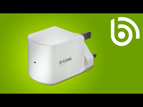 D-Link DAP-1320 Wireless-N Range Extender Overview
