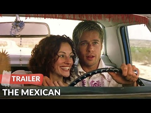 The Mexican 2001 Trailer HD | Brad Pitt | Julia Roberts