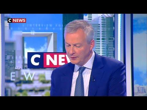 Γαλλία: Ανησυχίες από τον εμπορικό πόλεμο ΗΠΑ – Κίνας