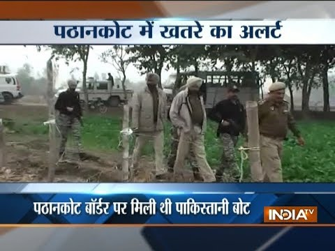 Suspicious activity observed on Pakistan border ahead of Pathankot attack anniversary