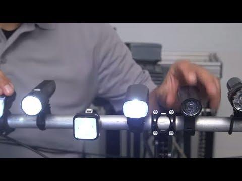 ADAC-TEST: LED-Fahrradleuchten haben häufig eine Schw ...