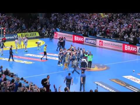 Finale France 33 26 Norvège - fin du match - Mondial hand 2017