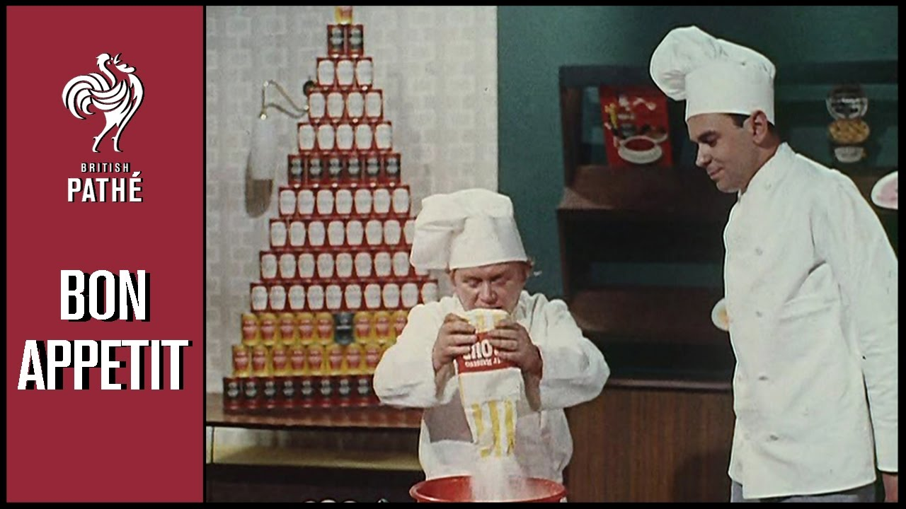 What's Cooking | British Pathé