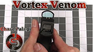 Vortex Venom Red Dot Sight Review and Testing