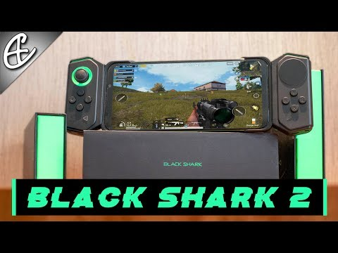 Black Shark  Stock Android 48 Mp Controllers