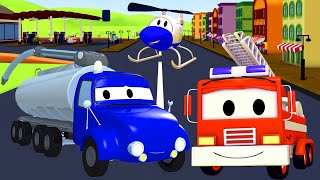 Hãy xem nhiều hơn các bộ phim hoạt hình về xe tải của thành phố xe dành cho thiếu nhi và tải trò chơi Tom - xe tải kéo tại! Android: https://goo.gl/aCXToi iOS: https://goo.gl/rxBw13Hãy cùng xem những tập mới nhất của Những chuyến phiêu lưu ở thành phố xe:https://goo.gl/pYWxbJXe cảnh sát Mat cùng với xe cứu hỏa Frank, thành viên của đội xe tuần tra, giúp đỡ tất cả xe hơi và xe tải khi cần thiết ! Bất cứ khi nào xe ủi đất, xe máy cày, xe chở rác, xe cứu thương, xe buýt, bất cứ loại xe tải xây dựng nào như escavator (is this word right ? Or it is excavator ?), xe tải quái vật bị kẹt hoặc cần sự giúp đỡ, đội xe tuần tra luôn có mặt để giải quyết vấn đề an toàn cho họ. Các thành viên của đội xe tuần tra là những anh hùng thật sự của thành phố ! Phim hoạt hình về xe tải dành cho thiếu nhi này rất lý tưởng cho các bé trai và bé gái yêu thích xe !➢ Hãy đăng ký để được xem nhiều hơn các phim hoạt hình về xe tải dành cho thiếu nhi :https://www.youtube.com/channel/UCAy_wz-1jqMj37JHIR_bhmA?sub_confirmation=1Chào mừng đến với thành phố xe, nơi những chiếc xe hơi và xe tải cùng sống vui vẻ bên nhau. Hãy theo dõi những chuyến phiêu lưu của xe tải kéo Tom, luôn sẵn sàng giúp đỡ bạn bè, xe cảnh sát - Mat cùng với xe cứu hỏa Franck, những thám tử của đội xe tuần tra quả cảm, Troy - xe lửa tốc độ nhất và Carl - siêu xe tải cùng nhiều bạn bè khác trong những chuyến phiêu lưu kì thú của họ🚒 🚛 🚓 🚚 🚑 🚗💨Hãy cùng xem những tập mới nhất của Những chuyến phiêu lưu ở thành phố xe :➢ Xe tải kéo Tom ở thành phố xehttps://www.youtube.com/playlist?list=PLVf6vSQf0nzeRoc5Ih0MF1GGjdU64TkVG➢ Cửa hàng sơn của Tom ở thành phố xehttps://www.youtube.com/playlist?list=PLVf6vSQf0nzfl7EtZozdpD_dIWrapBMWd➢ Xe lửa Troy ở thành phố xe➢ Siêu xe tải Carl ở thành phố xehttps://www.youtube.com/playlist?list=PLVf6vSQf0nzeH0ezhLhykAC_qN6caBMW4➢ Đội xe tuần tra ở thành phố xehttps://www.youtube.com/playlist?list=PLVf6vSQf0nzc1p8Yf6N0HTryFpDWM3art➢ Đội xây dựng ở thành phố xe➢ Thành phố xe : phim hoạt hình về tất cả cá