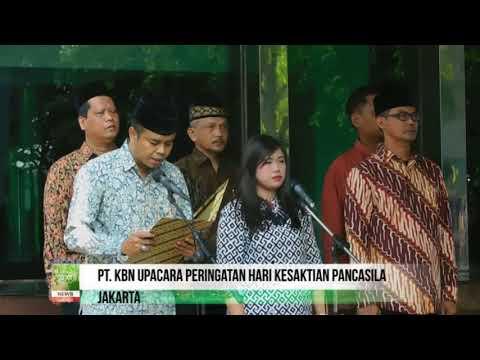 PT KBN Upacara Peringatan Hari Kesaktian Pancasila