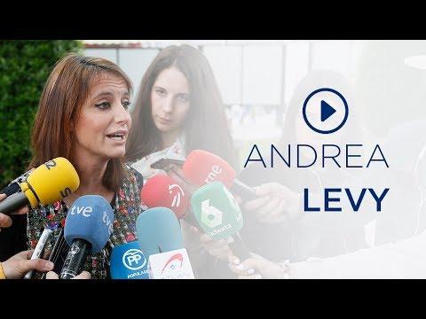 """Levy advierte al Gobierno: """"No se puede premiar a los independentistas"""""""