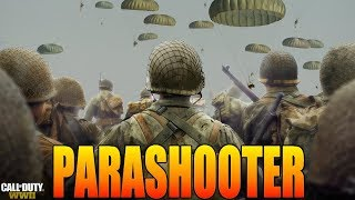 Call of Duty WW2 Paratrooper Scorestreak Might Actually Be Useless In COD WW2 Multiplayer! Cod ww2 Paratrooper article...