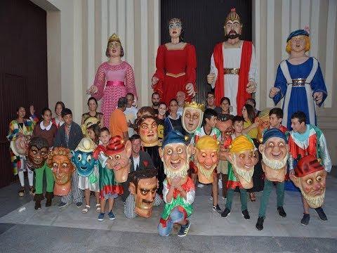 Inauguración y Encendido Alumbrado Fiestas del Carmen de Isla Cristina