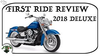 10. 2018 harley davidson deluxe ride review