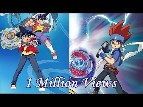 5 Million Special!! Tyson VS Gingka Beyblade Epic AMV #OldVsNewGen #CourtesyCall #AnimeMusicVideo