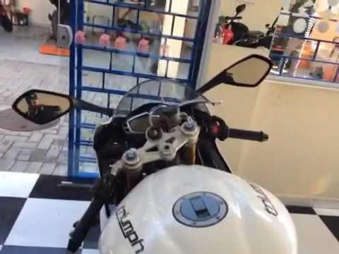TRIUMPH DAYTONA 675I 2014 - Motos usadas e seminovas - FORÇA LIVRE MOTO CENTER - Curitiba-PR