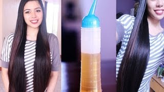 DIY Hair Growth Oil Mask -Get Thick Hair and Prevent Hair Loss-Beautyklove - YouTube