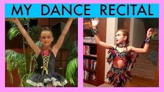 MY DANCE RECITAL 2014