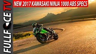 10. 2017 Kawasaki Ninja 1000 Price Review and Specs