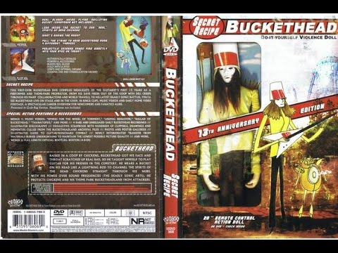 Buckethead // Secret Recipe // Full Movie // 1989 - 2003