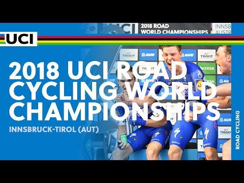 2018 UCI Road World Championships - Men Team Time Trial (видео)