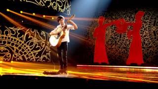 Marcin Patrzałek - Phoenix Rising - półfinał Must Be The Music 9