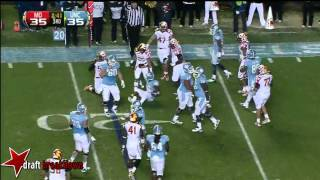 Eric Ebron vs Maryland (2012)