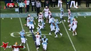 Eric Ebron vs Maryland (2012)