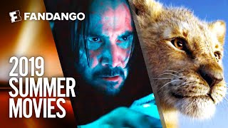Summer Movie Preview 2019 | Movieclips Trailers by  Movieclips Trailers