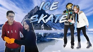 Video #VLOG - FIRST TIME ICE SKATING HAYA ODETTE LANCE JHONSON DI JAKARTA HAHAHA MP3, 3GP, MP4, WEBM, AVI, FLV Juni 2018