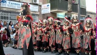 San Vicente-Alicante, fete des Maures et Chrétiens