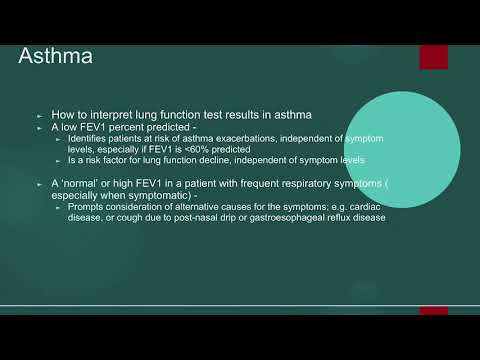 Asthma Review and 2019 Guidelines - Symbicort PRN