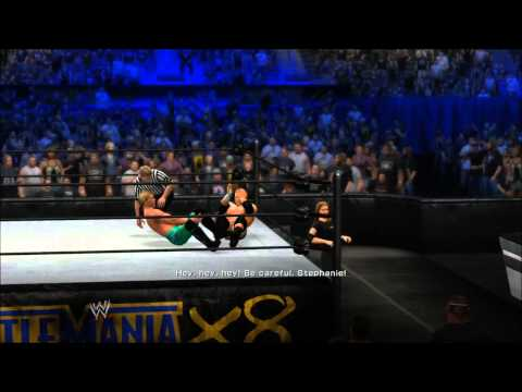 WWE 2K14: 30 Years of WrestleMania Ep. 23 - Triple H vs Chris Jericho