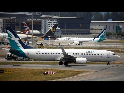 Startverbot für Boeing 737 Max in immer mehr Ländern, ...